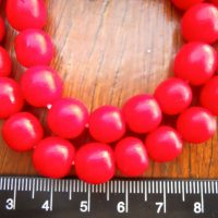 Solid Red Ball 10 mm Colour