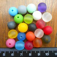 10mm Ball Mixed Bag of 22 beads