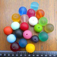 20mm Ball Mixed Bag of 22 beads!